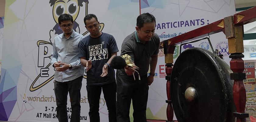 Gambar Meriah, PCR Edu Expo 2019 Kembali Digelar