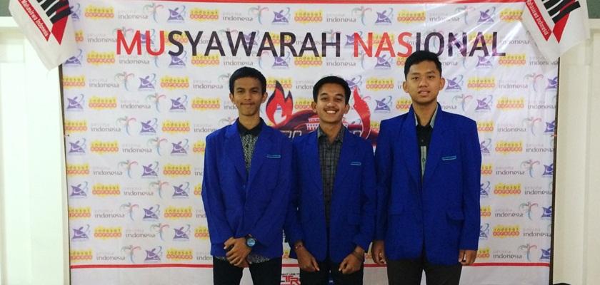 Gambar Badan Legislatif Mahasiswa PCR Ikuti Munas Forum Lembaga Legislatif Mahasiswa Indonesia 2017