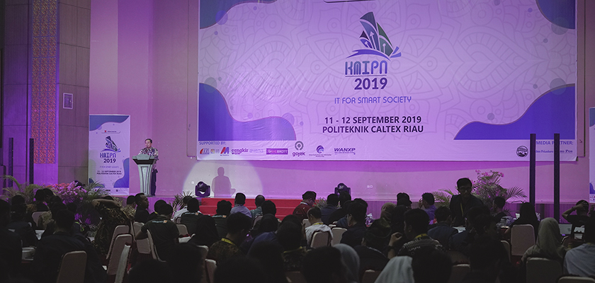 Gambar Dibuka Resmi Direktur PCR, 21 Politeknik Se-Indonesia Siap Berkompetisi di KMIPN 2019