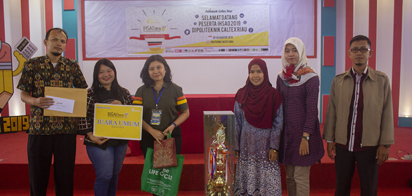 Gambar Himpunan Mahasiswa Akuntansi PCR Gelar Olimpiade Akuntansi
