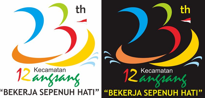 Gambar Karya Dosen PCR Terpilih Sebagai Pemenang Design Logo Kecamatan Rangsang