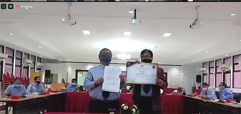 Gambar Lakukan MoU, Ditjen Pajak Wilayah Riau Bentuk Tax Center di PCR