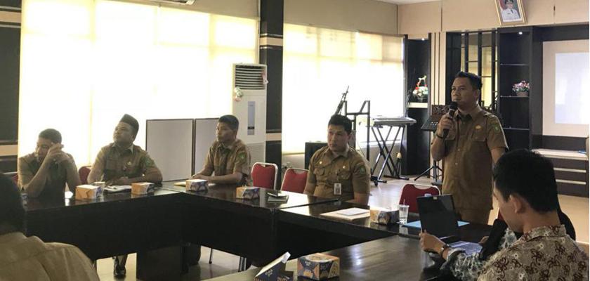 Gambar Mahasiswa PCR Bangun Aplikasi Untuk Dinas ESDM Provinsi Riau