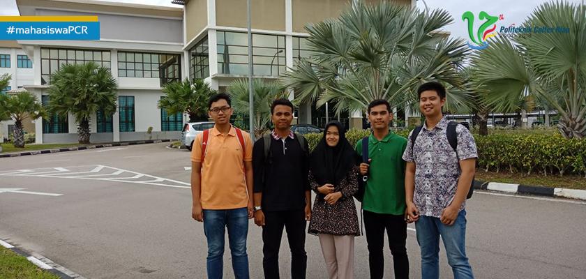 Gambar Mahasiswa PCR Ikuti Program Kalaborasi Politeknik di Malaysia