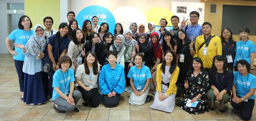 Gambar Mahasiswa PCR Ikuti Program Leaderpreneur Summit 2017 di Tokyo