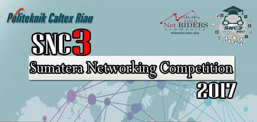 Gambar PCR Kembali Gelar Sumatera Networking Competition 2017