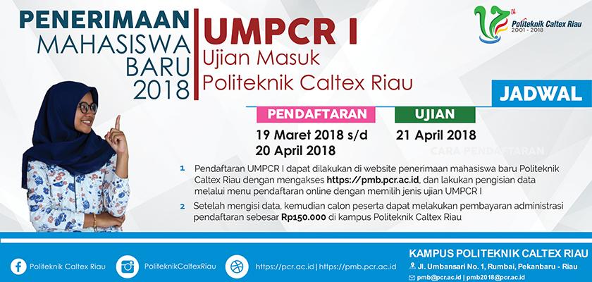 Gambar INFORMASI PELAKSANAAN UMPCR I 2018