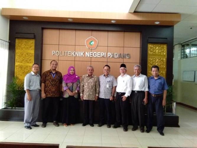 Gambar PNP Jalin Kerjasama dengan Politeknik Caltex Riau