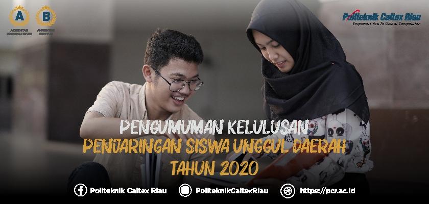 Gambar Pengumuman Penjaringan Siswa Unggul Daerah (PSUD) dan Kandidat Beasiswa YPCR tahun 2020