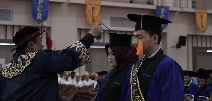 Gambar Politeknik Caltex Riau Kukuhkan 401 Wisudawan pada Acara Wisuda ke XVI