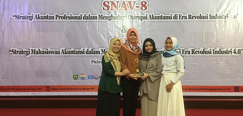 Gambar Mahasiswa Akuntansi PCR Raih Prestasi Tingkat Nasional pada Olimpiade Akuntansi Vokasi di Palembang