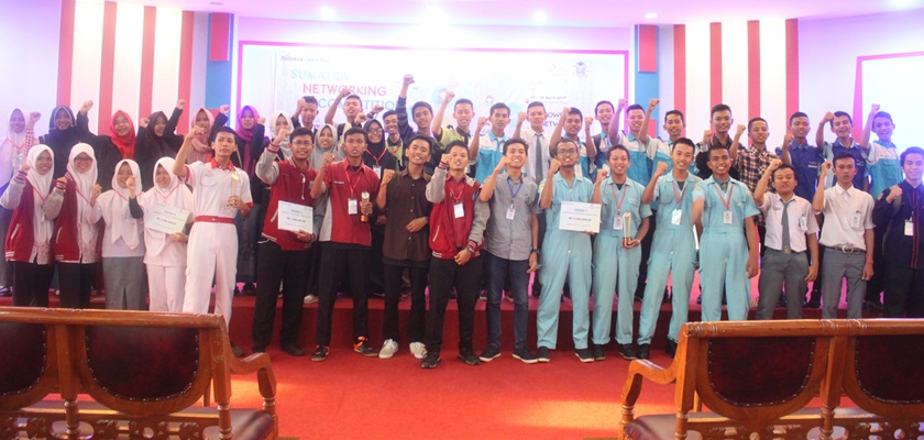 Gambar Sumatera Networking Competition 2017 Sukses Digelar