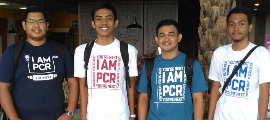 Gambar Tim PCR Kembali Berlaga Pada Gemastik 9 Tahun 2016