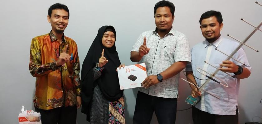 Gambar Tingkatkan Kualitas Jaringan Telekomunikasi Daerah Rural, PCR dan NET1 Indonesia Berkolaborasi