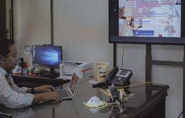 Antisipasi Corona,PCR Berlakukan Kebijakan Kuliah Online hingga 30 Maret 2020