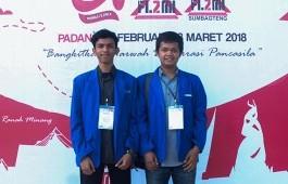 BLM PCR Ikuti Munas Forum Lembaga Legislatif Mahasiswa Indonesia 2018