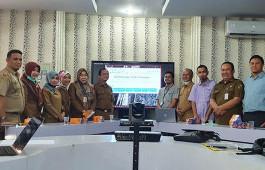 Bekerja Sama dengan Pemerintah Kota Pekanbaru, PCR Kembangkan Sistem Informasi Pemantauan Sebaran Covid-19