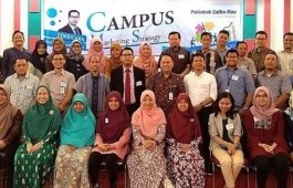 Campus Marketing Strategy bersama Bapak Erik Hadi Saputra