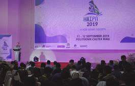 Dibuka Resmi Direktur PCR, 21 Politeknik Se-Indonesia Siap Berkompetisi di KMIPN 2019