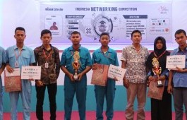 Indonesia Networking Competition Sukses Digelar