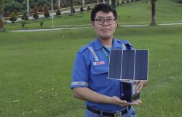 Inovasi Energi Terbarukan, Mahasiswa PCR Membuat Panel Surya Portabel dengan Pelacak Matahari Otomatis