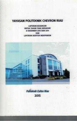 Laporan Keuangan 2015