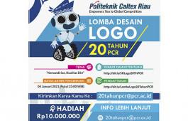 Lomba Logo 20 Tahun Politenik Caltex Riau
