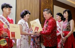 Mahasiswa PCR Borong Gelar Koko Cici Riau 2018