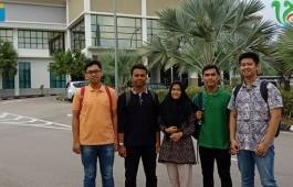 Mahasiswa PCR Ikuti Program Kalaborasi Politeknik di Malaysia