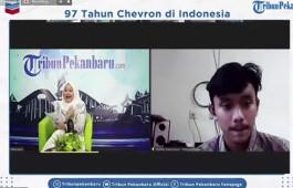 Mahasiswa PCR Raih Juara 1 Lomba Foto 97 Tahun Chevron di Indonesia