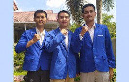 Mahasiswa PCR Raih Juara 1 pada Lomba Ide Kreatif Pengelolaan Limbah di Universitas Sriwijaya