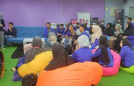 Memenuhi Pasar Kerja di Malaysia, Jurusan Teknologi Informasi lakukan Kunjungan Industri