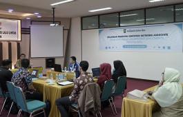 PCR Adakan Pelatihan Mikrotik Certified Networks Associate untuk ASN dan THL Diskominfotik Provinsi Riau