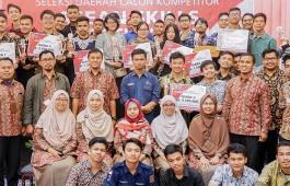 PCR Borong 11 Trophy pada Seleksi Daerah Asean Competition Skill (ASC) 2019