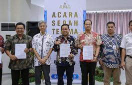PCR Jalin Kerja Sama dengan 3 Politeknik Swasta di Pulau Jawa