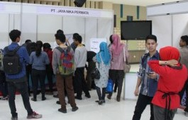 PCR Kembali Sebagai Tempat Pelaksana Job Fair 2018