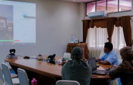 PCR Presentasikan e-SPMI ke Pusdatin Kemdikbud-Ristek