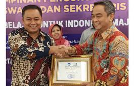 PCR Raih Anugerah Pusat Karir Terbaik 2019 dari Ditjen Belmawa Kemdikbud