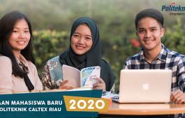 PCR Sediakan 648 Kuota Mahasiswa pada Penerimaan Mahasiswa Baru 2020