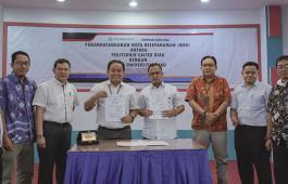 PCR dan FMIPA UNRI Sepakat Jalin Kerja Sama