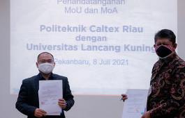 PCR dan Unilak Sepakat Jalin Kerja Sama