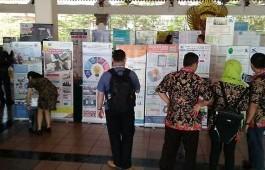 Pencapaian Tracer Study, Hingga PCR Terpilih Sebagai Poster Terbaik I Seminar BPLPKL 2018