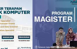 Pertama di Sumatera, Politeknik Caltex Riau (PCR) Buka Pendaftaran S2 Terapan Teknik Komputer