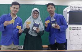 Politeknik Caltex Riau Raih Medali Emas di Gemastik XIII 2020 pada Divisi IoT