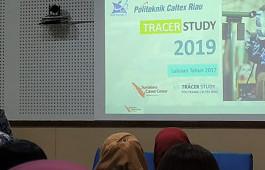 Infografis Hasil Tracer Study 2019 untuk Lulusan 2017