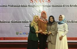 Mahasiswa Akuntansi PCR Raih Prestasi Tingkat Nasional pada Olimpiade Akuntansi Vokasi di Palembang
