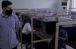 Terapkan Prokes yang Ketat, PCR Kembali Lakukan Seleksi Beasiswa YPCR