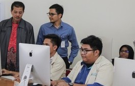 Tingkatkan Kualitas, Politeknik Kementerian Ketenagakerjaan Studi Banding Ke PCR