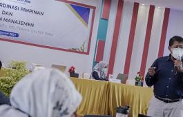 Tingkatkan Mutu Politeknik Caltex Riau, PCR Gelar Rapat Koordinasi Pimpinan dan Manajemen