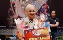 Westy Hartati, Mahasiswa Prodi Teknik Informatika PCR Raih Gelar Dara Favorite pada Ajang Bujang Dara Pekanbaru 2019